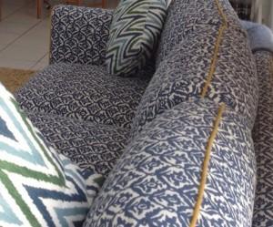 Bespoke printed fabrics (Peru beach house)